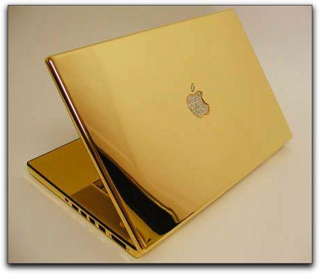 24 Carat MacBook Pro