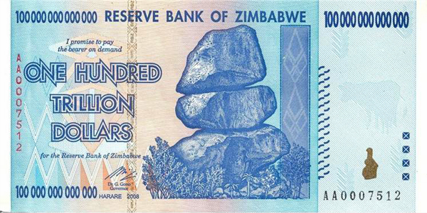 A Hundred Trillion Dollars